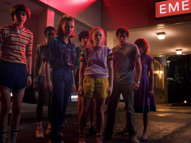 Summer Is Over in the Overwhelming Final Stranger Things 3 Trailer