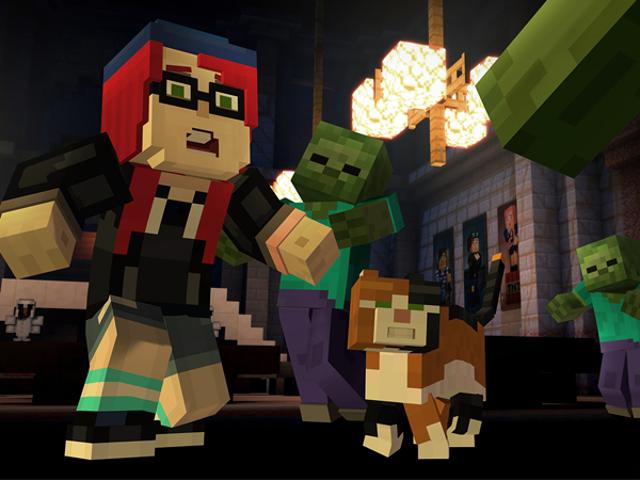 Minecraftの映画は新しい作家 - ディレクターと軌道に戻っています
