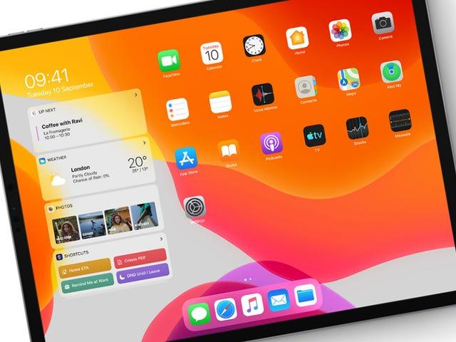 Alle de beste iPadOS-funksjonene du ikke får i iOS