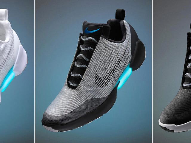Nike's 'Cheaper' Self-Lacing Sneakers Will Still Be Incredibly Expensive (Updated)