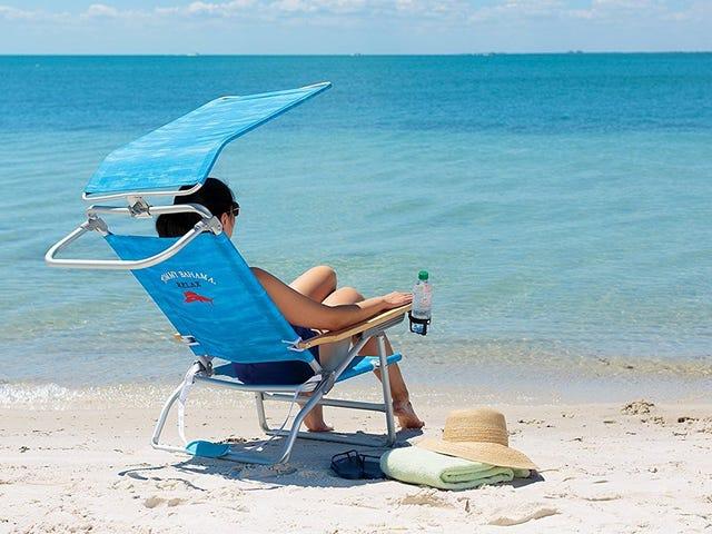 あなたの最初の海岸への旅行の前に、これらの読者が好きなビーチチェアを販売してください