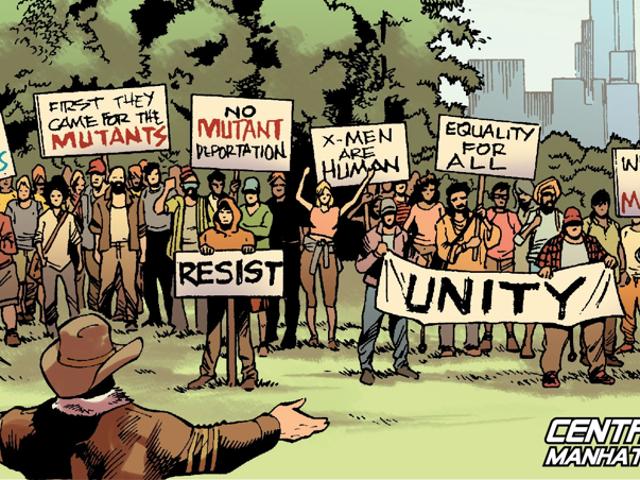 X-Men Gold #16 Asks A Bigot The Only Question That Matters