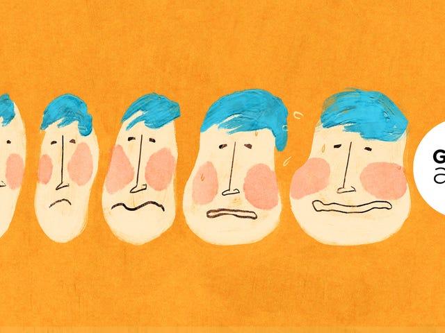 Γιατί το πρόσωπο μου αλλάζει σχήμα καθώς μεγαλώνω;
