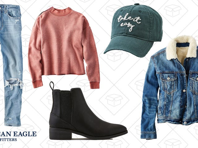 American Eagle Is Taking Up to 60% Off Basically Everything