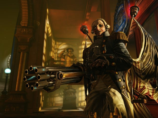 Sources: The New BioShock Has Been In The Works For Years