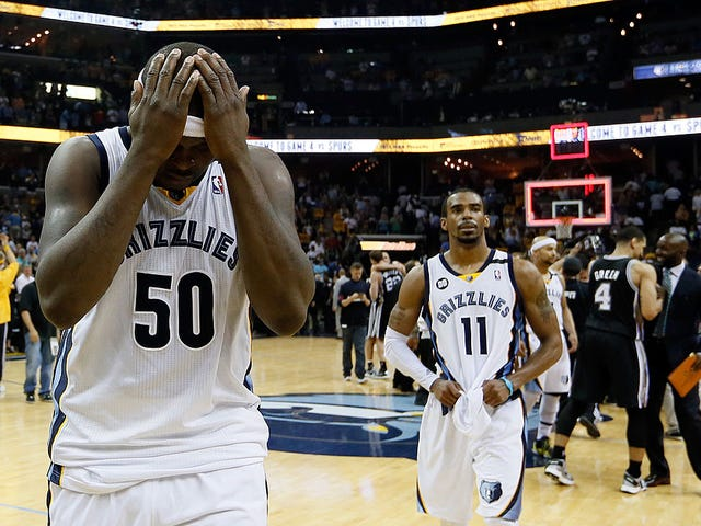 NBA's Zach Randolph Arrested for Marijuana Possession With Intent to Sell; Here's a 6-Step Guide to How He Got Caught Slippin'