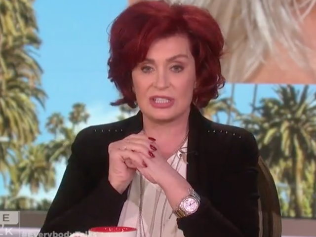 Sharon Osbourne Claims Her Kim Kardashian 'Ho' Comments Were Misquoted and That She Wasn't Being Rude