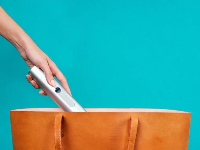 Tämä kannettava bidee voi pelastaa sinut julkisten kylpyhuoneiden barbaarisuudesta