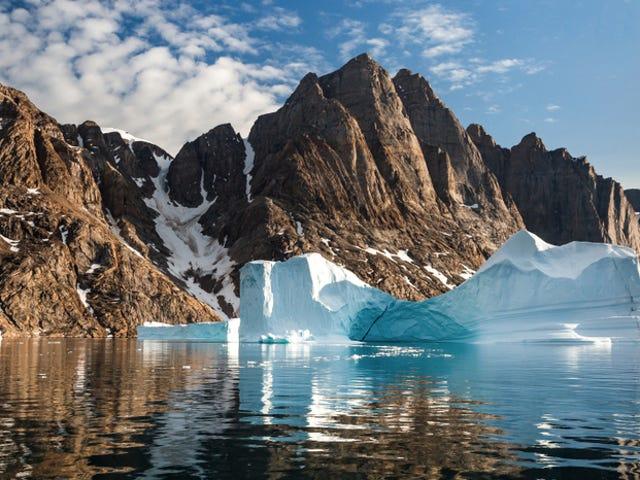 ग्रीनलैंड में पृथ्वी की सबसे पुरानी गंदगी के अवशेष मिले हैं