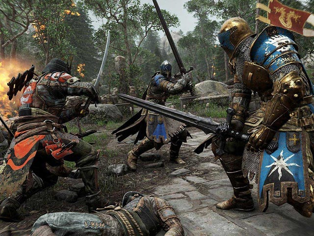 For HonorHeadlines August's Xbox Live Games With Gold