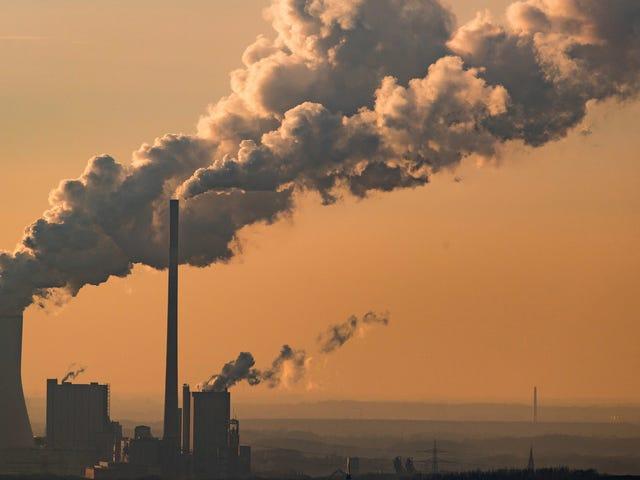 Após o declínio de cinco anos, as emissões de carbono dos países ricos estão subindo novamente