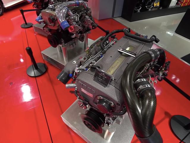Puedes comprar un nuevo motor R34 GT-R de $ 50,000 en el Santo Grial de las fábricas de Nissan
