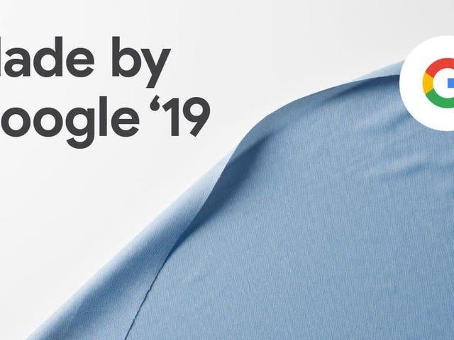 Το Pixel 4 έχει διαρρεύσει στο θάνατο, οπότε εδώ είναι όλα τα άλλα που γνωρίζουμε για το Google 2019