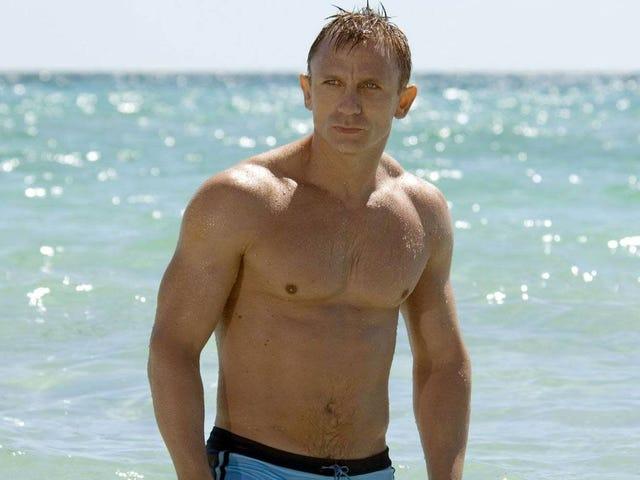 Captain Marvel's Lashana Lynch og Rami Malek Deltag i Daniel Craigs sidste Turn som Bond, James Bond