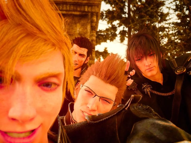 Final Fantasy XV'sDirector Clears Up A Major Ending Plot Point