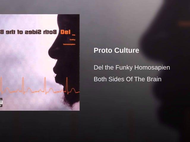 Del the Funky Homosapien -- 'Proto Culture'