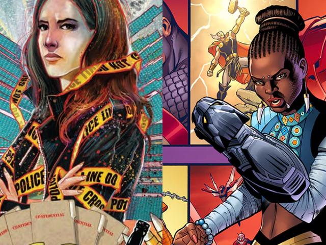 Both Jessica Jones and Shuri Are Getting New Marvel Comics