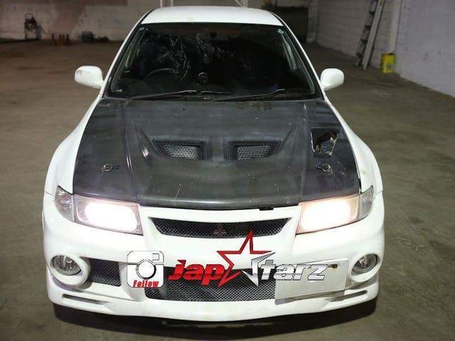Evo VI for sale in the states!