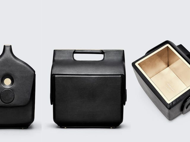 "So, Alexander Wang Just Came Out With a $1,000 Cooler ""Bag"""