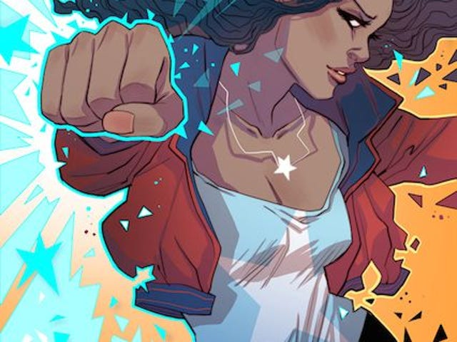 Marvel Takes Another Step Forward WithAmericaby Gabby Rivera and Joe Quinones