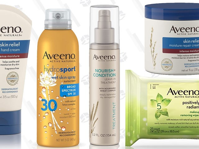 """<a href=""""https://kinjadeals.theinventory.com/save-an-extra-30-on-all-your-favorite-aveeno-products-1829604158"""" data-id="""""""" onClick=""""window.ga('send', 'event', 'Permalink page click', 'Permalink page click - post header', 'standard');"""">Save An Extra 30% On All Your Favorite Aveeno Products</a>"""
