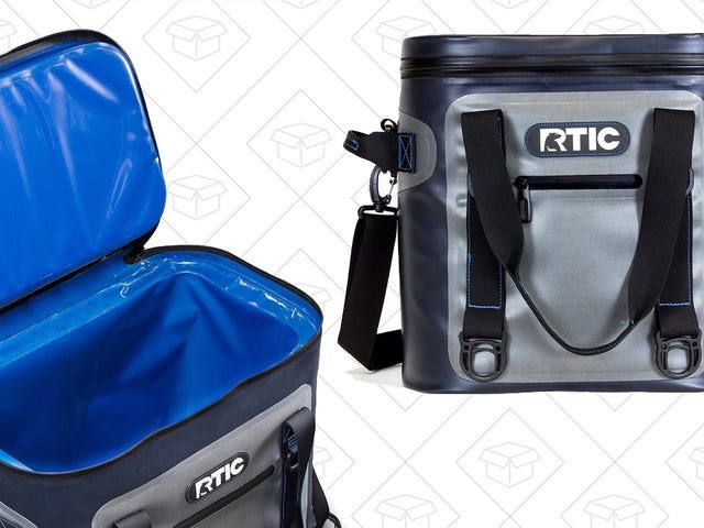 The Best Cooler Is RTIC's Soft Pack