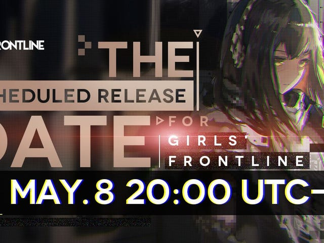 Girls' Frontline is coming in English