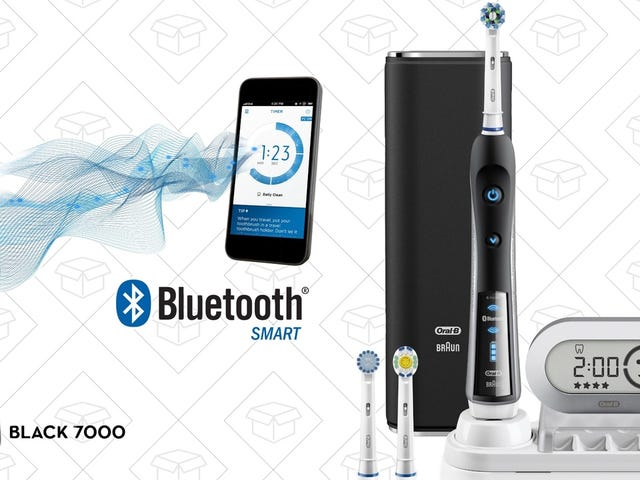 Treat Your Mouth to a Smarter Toothbrush For $20 Off