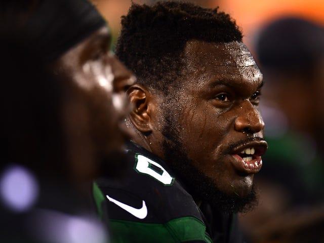 Jets en disputa con liniero ofensivo que se niega a jugar a través de una lesión en el hombro [Actualización]