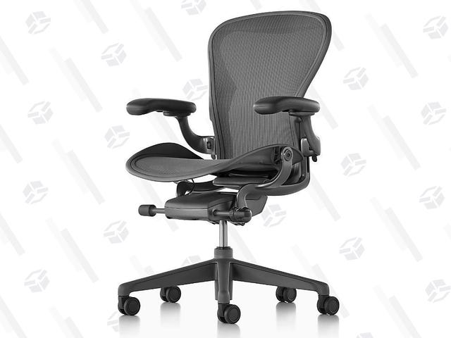 You Can Actually, Maybe, Sort of Justify Buying a Herman Miller Aeron Today