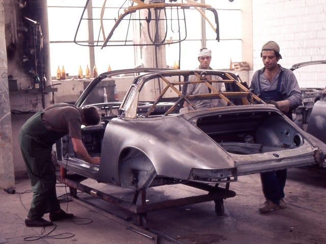 Porsche Factory Zuffenhausen