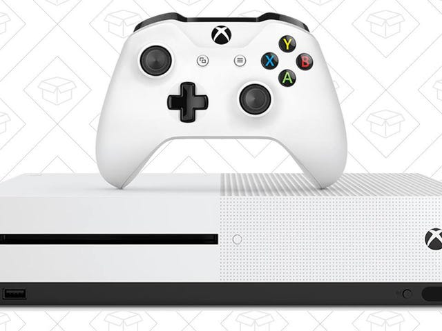 Get An Xbox One S Starting at $189, Plus a Bonus Game