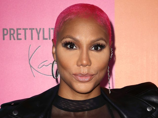 'Eu fui uma vítima de abuso': Tamar Braxton revela o abuso sexual infantil no Wendy Williams Show