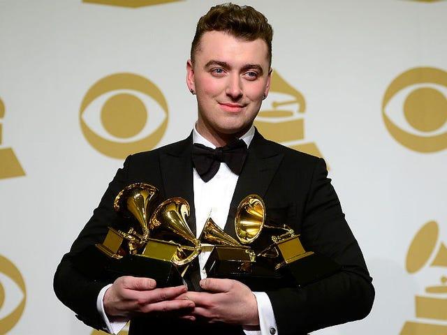 The Grammy Awards 2015 Full Winners List