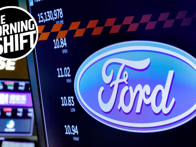 Ford Is Now One Step Above Junk Bond Status