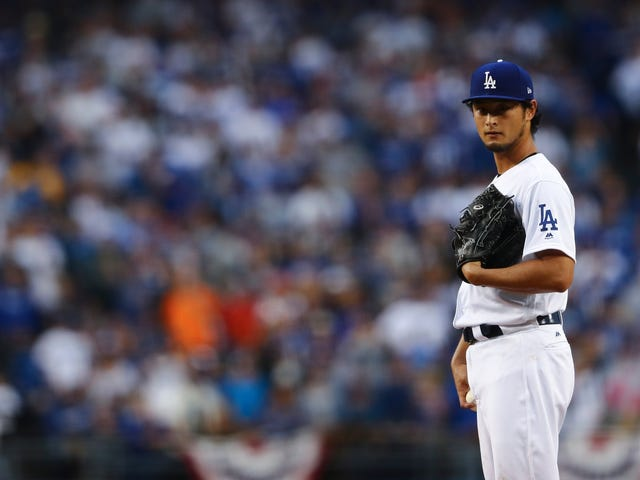 Report: Yu Darvish Tipped His Pitches In The World Series
