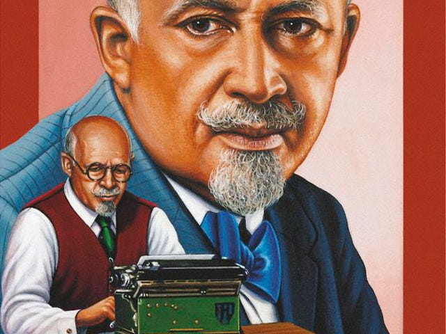 We May Have Just Found W.E.B. Du Bois' Earliest Science Fiction Story