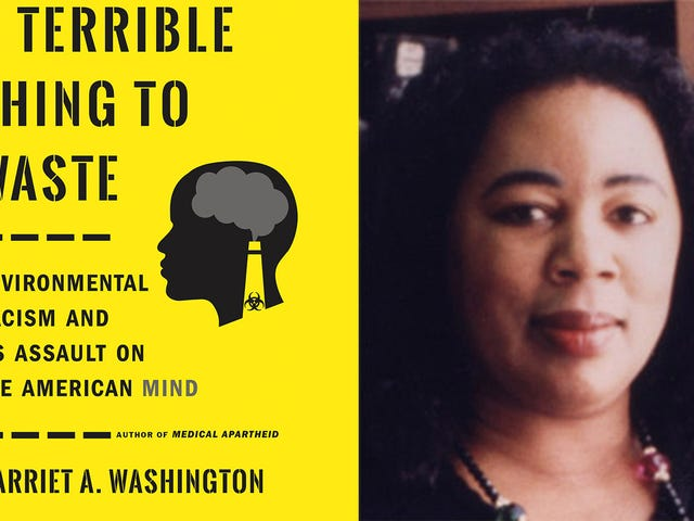 Harriet A. Washington's A Terrible Thing to Waste Injects a Dose of Hard Truth Into the Conversation About Black Lives