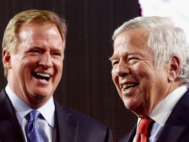 Η Πολιτική Τυχερών Παιχνιδιών του NFL είναι ένα χάος