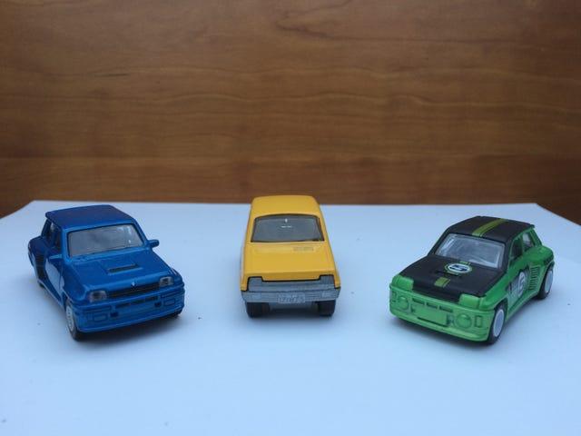 Ranskan perjantai: Renault 5 on kaikissa eri makuissa