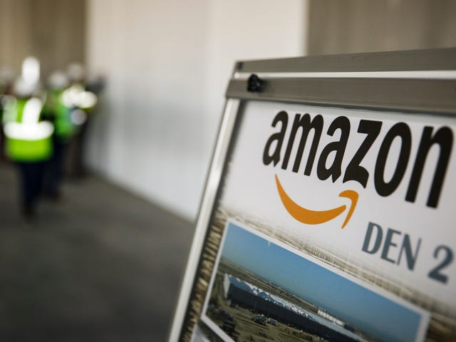 Amazon's Newest Product Is Human Workers It Sends to Your House