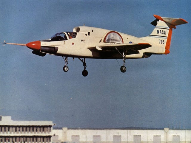 Ryan XV-5A