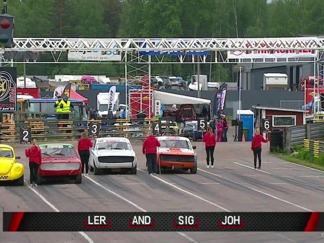 Rallycross is on