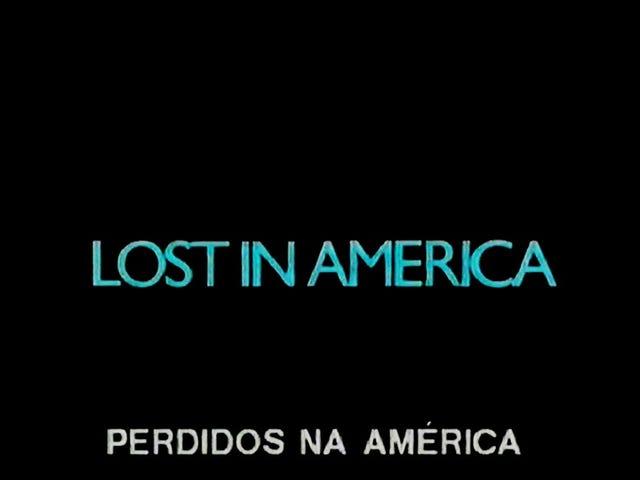 Загублений в Америці (1985)