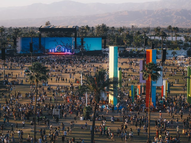 Coachella reportedly canceled, though a limited-capacity festival is possible for April