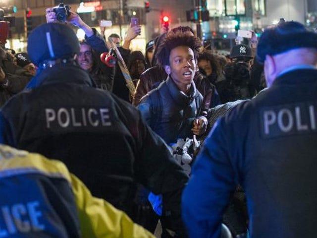 Ở Chicago, một cuộc điều tra khác của cảnh sát liên bang, nhưng nó sẽ thực sự có vấn đề?