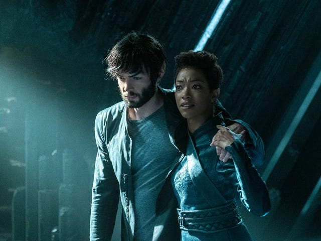 Spock returns on a frustratingly familiar Star Trek: Discovery