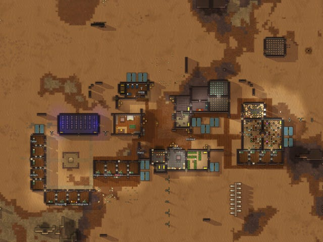The Designer Of RimWorld Is Here To Answer Your Questions [UPDATE: Over]
