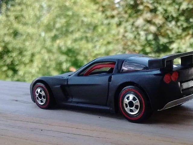 Slowest quick custom - Corvette C6.R