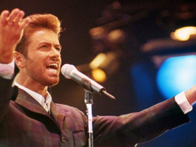 We're Getting New George Michael Songs for Christmas